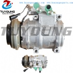 10PA17C Auto a/c compressor Chrysler Voyager ac parts 4677445 4746858 Jeep Cherokee 55035993 55036412 4471006290
