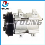 Factory direct sale ac compressor for FORD 1108744 145mm PV6 12V