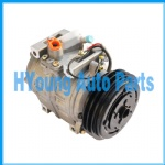 auto air conditioning compressor for Toyota Coaster Bus 2000- 10PA30C 10P30C 155mm 2PK 24V 447220-0394 4472200394 4472201030 4472201310 4472200390 8832036560  88320-36530