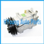 Air Conditioning Compressor Unicla UX-200 UX200-3225 24V-145mm 2-B 2PK R134a HEAVY DUTY, HORIZ ORING Part No. CO-64900