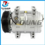 auto air conditioning compressor Diesel-15CH FOR Volvo 12v 6pk 123mm 8155012 8601631 86016318 8603132