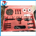 Air Conditioner Car Compressor Clutch Hub Remover Installer Kit Removal Tools Fifteen sets