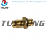 Brass Pressure Taking for Sanden vehicle air conditioning compressor