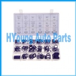 270 Pcs 18 Sizes Kit Air Conditioning Car Auto Vehicle O Rings Repair