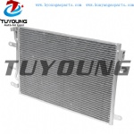 auto air conditioner condenser Audi A4 / A4 Quattro 608*410*16MM 8E0260403H  8E0260403L  8E0260403N  8E0260403Q  8E0260403T