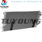 auto air conditioner condenser fit Audi A4 Quattro A5 Quattro Q5 S3 S4 S5 size 680* 340*16 mm 8FC351303501 8K0260403D 8K0260403E 8K0260403