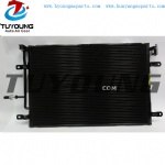 Size 388*575*16mm auto air conditioner condenser fit AUDI A4 2.0TFSI 3.0TDI '09- 8FC351304751 8E0260401R 8E0260401J 8E0260401P 8E0260401S