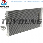 Size 775*395*16mm auto air conditioner condenser fit Audi Q7 VW Porsche 7L0820411G