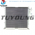 Size 485*430*16 mm auto air conditioner condenser fit BMW	325i 1020014 64538390271 64531385165