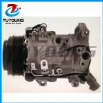 Factory direct sale 6SBU16C auto a/c compressor for TOYOTA CROWN REIZ 88320-07110 8831007060 88320-3A300 88320-3A270