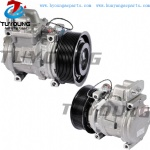 10PA15C auto ac compressor fit Mercedes Benz Actros 130mm PV11 24V