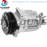 CVC auto ac compressor fit Chevrolet Equinox GMC CO 22276C 255776 6512947 Four Seasons 67680