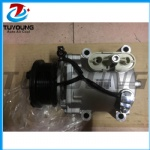 auto ac compressor for SC90 FORD  MONDEO III (B5Y), 200011 - 1.82.0 (1S7H19D629CB) 6pk 109mm