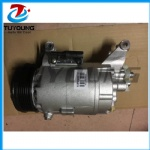 auto ac compressor for CVC BMW Mini Cooper 1.6L 01' (64521171310 ; 64526918122) 6pk 109mm