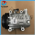 CWV618 Auto ac Compressor for NISSAN PATHFINDER 92600-4W00A 4pk 139mm