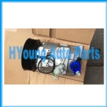 Benz truck air conditioning compressor, auto a/c air compressor fit Mercedes Benz truck