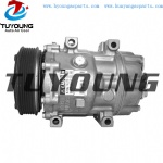 SANDEN SD7V16 auto ac compressor For Ford Focus Turnier Focus 2.0 TDCI 3M5H19D629HD 1234257 1344614  1529740
