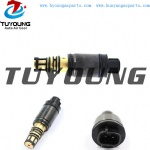 TSE14C A/C Compressor Electronic Control Valve for Toyota Corolla 1.8L 2011-2013 2 Pin Connector