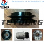 pulley V5 series auto air conditioning compressor clutch pulley
