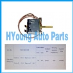 Auto a/c air thermostat Part Number A30-1884-058 -40°C —+36°C  110-250V ≤50MΩ 500mm length Straight Capillary type