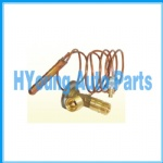 Expansion Valve O'ring 2 Capillary of 280x255mm with Bulb 1 / 5T M16x1.5x1 / 6 Honda Accord R134a 94>