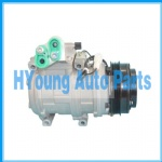 auto air A/C Compressor denso 10PA17C For Toyota Hiace RZH oem 88320-26450 4pk 112mm 12V