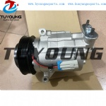 automotive air conditioning compressor for Chevy Sonic 1.8L 2012 vehicles oem 96962250 95935304
