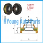 Auto air compressor shaft seal for FORD