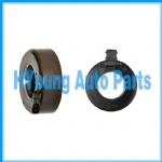 China produce auto air compressor clutch coil RENAULT V5 DELPHI 12 V size: 103(OD)*72(ID)*52(MHD)*35.5(H)MM