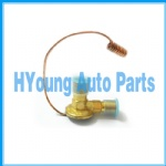 Universal Brass F type Expansion Valve for Air Conditioning System  ; 3/8'' , Dia( 16MM) Inner Dia( 8MM)