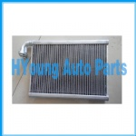 Auto a/c evaporator for kobelco SK380 Excavator  kobelco sk350lc-8 China factory supply