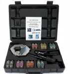 auto A/C Hose Fittings 71500 Crimping Tool Set Crimper Kit 1500 Hydraulic Hydra-Krimp with Die Set #8