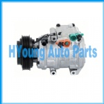 replace denso 10S20C auto ac compressor for KIA GRAND CARNIVAL (VQ) 01/06-05/10, V6 3.5i/3.8i