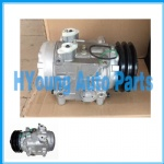 DKS32 TM-31 compressor for Nissan civilian bus TD42 2000 2PK( 1pk is available) 24V 154MM  506010-0700 TOP LINE GAS