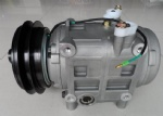 Car a/c compressor for Nissan Civilian bus 506010-0700 1PK 24V TOP LINE GAS DKS32 TM31