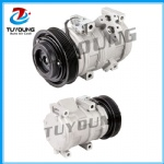 10S17C Air Conditioning Compressor for Toyota Camry 3.0 Avalon 3.0 Lexus RX300 6PK 130mm 88320-07040-84 88320-33140-84 88320-33160 88320-07090-84 88320-33140 88320-33160-84 88320-48030 88320-48060 88320-07040 88320-07090 88370-48021