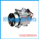 Denso 471-7055 A/C Compressor for Honda