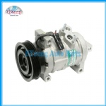 A/C Compressor for Chrysler Dodge Jeep Grand Cherokee 05-10 Denso 10S17C 4596492AC 447220-5572 20-22486-R 4596 492AC 447220-5622 55116917ab
