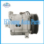 C09-9583 Air Conditioning Compressor for Mitsubishi Pajero IO 1.6 1.8 1999-2007 DKV11G 5pk