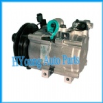 High quality HS-18 ac compressor for HYUNDAI STAREX 2.4 977014A370 977014A021 8FK351273271 977014A071