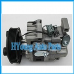 high quality New AC Compressor for Car MAZDA 3 1.6L 2003-2009 H12A1AG4DY BP4K61K00